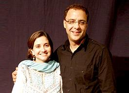 Vidhu Vinod Chopra, wife Anupama and son down with swine flu