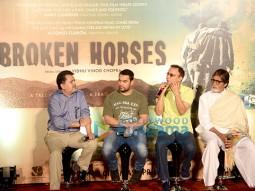 Vijay Singh, Aamir Khan, Vidhu Vinod Chopra, Amitabh Bachchan