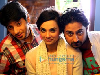 Divyendu Sharma, Ira Dubey, Pradhuman Singh