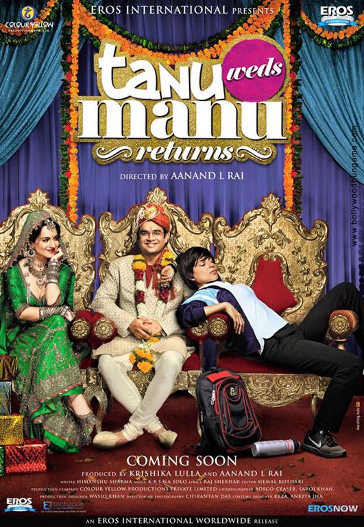 Tanu Weds Manu Returns Cover