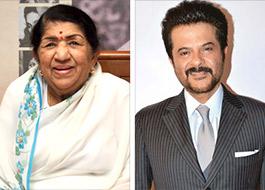 Lata Mangeshkar to honour Anil Kapoor