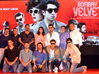 Amitabh Bhattacharya, Anurag Kashyap, Anushka Sharma, Karan Johar, Vikramaditya Motwane, Vikas Bahl, Ranbir Kapoor, Vivaan Shah