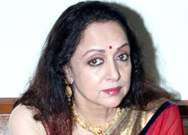 """""""Dharamji is fine; he'll be out of hospital by Saturday"""" - Hema Malini"""