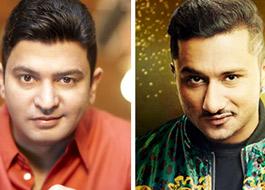 Bhushan Kumar to produce Yo Yo Honey Singh's next single