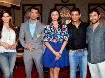 Zarine Khan, Karan Singh Grover, Daisy Shah, Sharman Joshi, Vishal Pandya