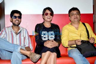 Varun Grover, Richa Chadda, Swanand Kirkire