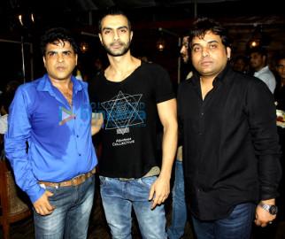 Chandrakant Singh, Ashmit Patel, Sandeep Shukla