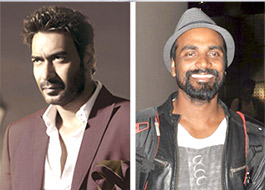 Ajay Devgn to produce a 2-hero film, to be directed by Remo D'souza