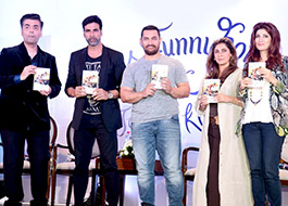 Akshay Kumar, Aamir Khan, Karan Johar make Twinkle Khanna's big evening very special
