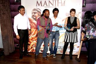 Ajit Andhare, Ketan Mehta, Nawazuddin Siddiqui, Deepa Sahi