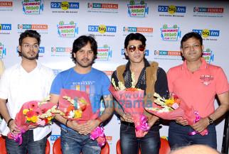 Anurag Mohan, Javed Ali, Dillzan Wadia