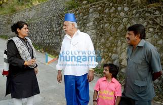 Fauzia Arshi, Om Puri, Vijay Patkar
