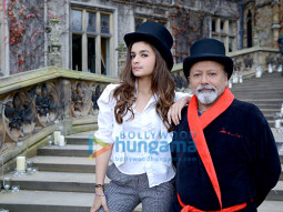 Alia Bhatt, Pankaj Kapoor