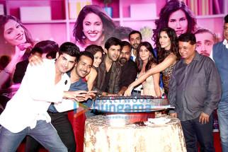Omkar Kapoor, Abhishek Pathak, Nushrat Bharucha, Kartik Aaryan, Luv Ranjan, Sunny Singh Nijjar, Ishita Sharma 1, Sonalli Sehgall, Kumar Mangat Pathak