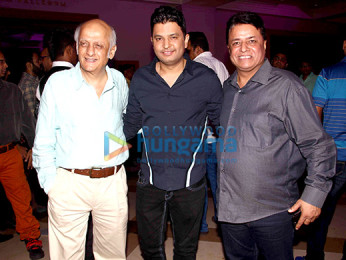 Mukesh Bhatt, Bhushan Kumar, Kumar Mangat Pathak