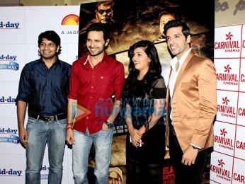 Kranti Prakash Jha, Aarti Puri, Deepak Singh