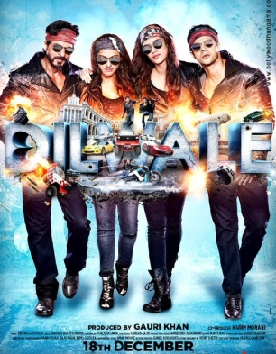 Dilwale Cover