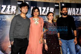 Sonu Nigam, Shreya Ghoshal, Aditi Rao Hydari, Farhan Akhtar