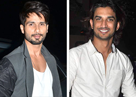 Shahid Kapoor to replace Sushant Singh Rajput in Half Girlfriend?