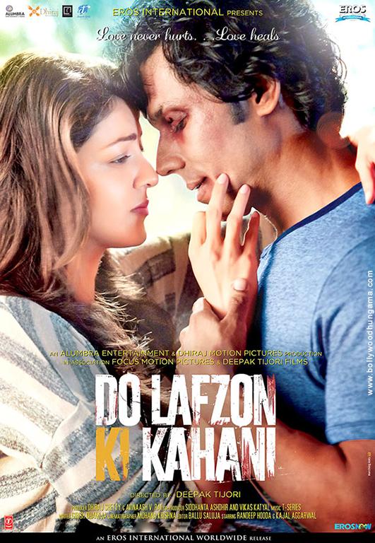 Do Lafzon Ki Kahani Cover