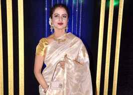 Rekha to be presented with the Yash Chopra award