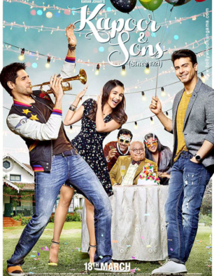 Kapoor & Sons Cover