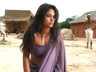 Movie Still From The Film Shudra The Rising,Kirran Sharad
