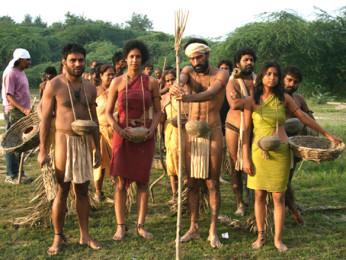 Movie Still From The Film Shudra The Rising