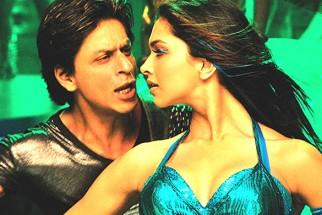 Movie Still From The Film Billu,Shahrukh Khan,Deepika Padukone
