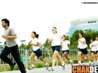 Movie Still From The Film Chak De India,Shahrukh Khan