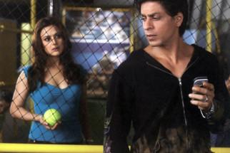 Movie Still From The Film Kabhi Alvida Naa Kehna,Preity Zinta,Shahrukh Khan