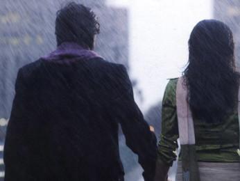 Movie Still From The Film Kabhi Alvida Naa Kehna,Shahrukh Khan,Rani Mukerji