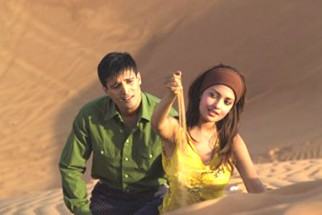 Movie Still From The Film Silsiilay,Jimmy Sheirgill,Bhumika Chawla