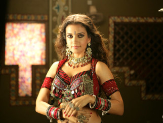 Movie Still From The Film Chaalis Chauraasi,Reetu Jain