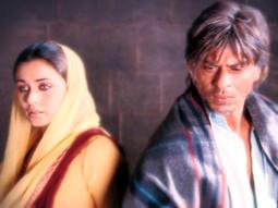 Movie Still From The Film Veer Zaara Featuring Rani Mukherjee,Shahrukh Khan