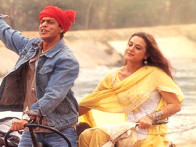 Movie Still From The Film Veer Zaara Featuring Preity Zinta,Shahrukh Khan
