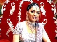 Movie Still From The Film Hum Tumhare Hain Sanam Featuring Madhuri Dixit