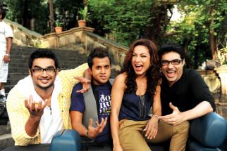 Movie Still From The Film Jodi Breakers,R Madhavan,Omi Vaidya