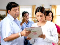 On The Sets Of The Film Banda Yeh Bindaas Hai Featuring Tabu