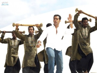 Movie Still From The Film God Tussi Great Ho,Salman Khan