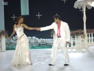 Movie Still From The Film God Tussi Great Ho,Priyanka Chopra,Salman Khan