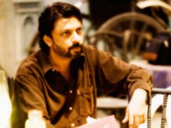 On The Sets Of The Film Saawariya Featuring Sanjay Leela Bhansali