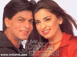 Still From The Film Phir Bhi Dil Hai Hindustani