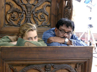 On The Sets Of The Film Kyon Ki Featuring Priyadarshan