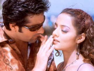 Movie Still From The Film No Entry Featuring Fardeen Khan,Celina Jaitly