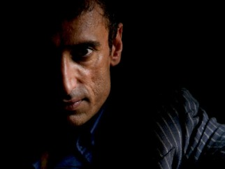 Movie Still From The Film Blue,Rahul Dev