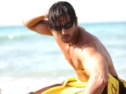 Movie Still From The Film Blue,Zayed Khan
