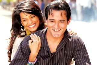 Movie Still From The Film Gali Gali Chor Hai,Mugdha Godse,Akshaye Khanna