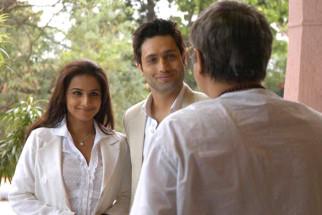 Movie Still From The Film Bhool Bhulaiyaa,Vidya Balan,Shiney Ahuja