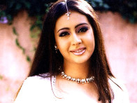 On The Sets Of The Film Awara Paagal Deewana Featuring Preeti Jhangiani